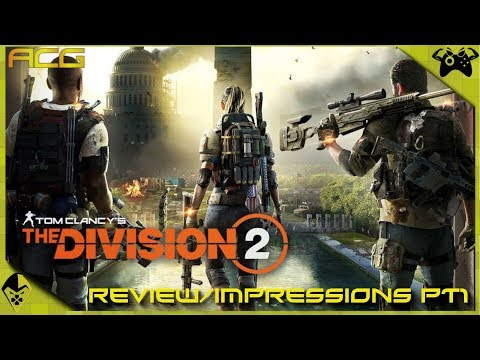 """Tom Clancy's The Division 2 Review """"Buy, Wait for Sale, Rent, Never Touch?"""" Score in 1st Comment - UCK9_x1DImhU-eolIay5rb2Q"""