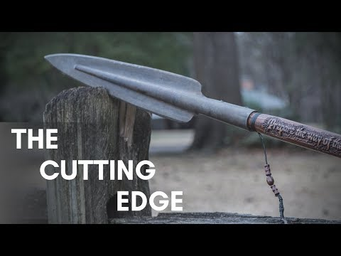 The Cutting Edge  -  Joe Joe Dawson