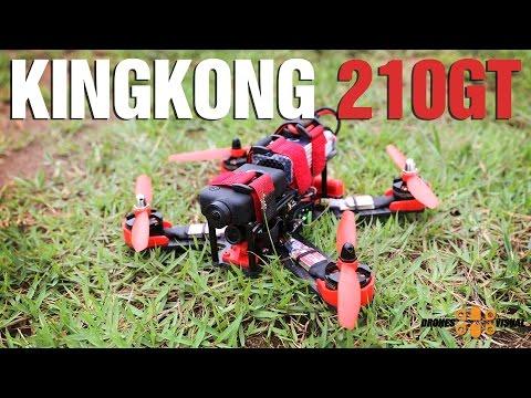 KingKong 210 FPV Racer RTF CC3D Version Review - UC2nJRZhwJ1XHmhiSUK3HqKA