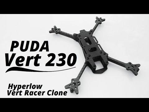 Puda Vert 230 Frame (Hyperlow Vert Racer Clone) From Banggood - UC92HE5A7DJtnjUe_JYoRypQ