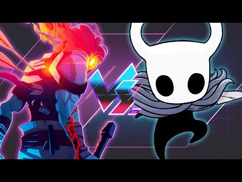 Dead Cells Vs. Hollow Knight | Versus - UCbu2SsF-Or3Rsn3NxqODImw