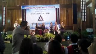 Central Nagaland Tribe Council (CNTC) Anthem  - sanepongtzudir , EDM