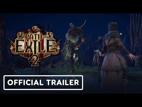 Path of Exile 2 Official Reveal Trailer - UCKy1dAqELo0zrOtPkf0eTMw