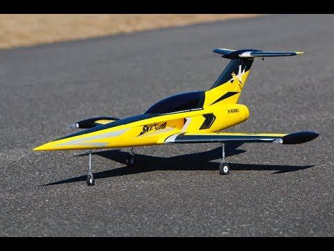 FLIGHT TWO! Hobbyking SkySword 70mm 6s H-King HK - UCLqx43LM26ksQ_THrEZ7AcQ