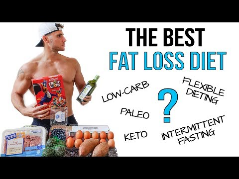 The Best Diet For FAT LOSS | Which Ones REALLY Work? - UCHZ8lkKBNf3lKxpSIVUcmsg