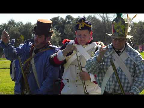 Now Playing on Hanging with Jesse: Battle Of New Orleans