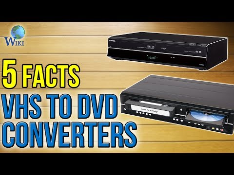 VHS To DVD Converters: 5 Fast Facts - UCXAHpX2xDhmjqtA-ANgsGmw
