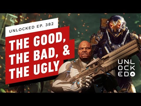 Anthem and Crackdown 3: The Good, Bad, and Ugly - Unlocked 382 - UCTqWN7lps75nnS07twBfVhw