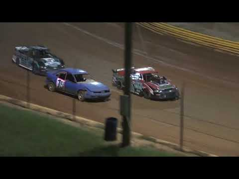 Young guns at Lavonia Speedway July 23rd 2021 - dirt track racing video image