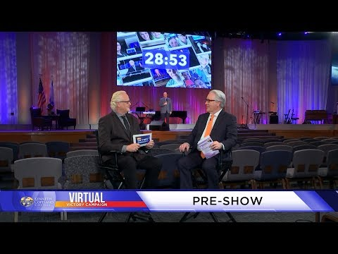 2020 Virtual Victory Campaign (April 23-25): Friday Evening Backstage (7:30 p.m. ET)