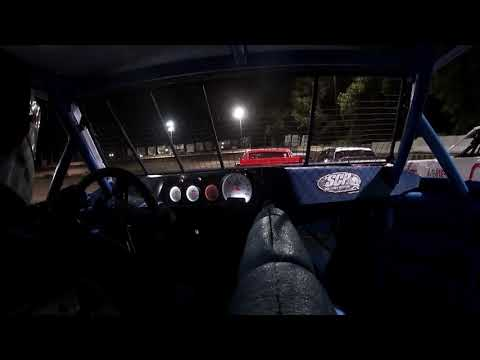 In Car Cam of Ron Hartnagel at Highland Speedway 9-10-21 (S.S.) - dirt track racing video image