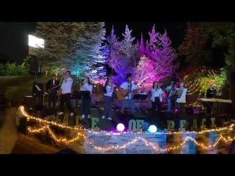 YFCI Praise and worship night: Hallelujah