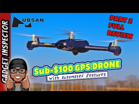 Hubsan  H216A X4 Desire Pro Review - Part 2 | Orbit Waypoints RTH Failsafes & Flight Time Testing | - UCMFvn0Rcm5H7B2SGnt5biQw