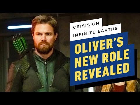 Oliver's New Role Revealed in Crisis on Infinite Earths Part 3 - UCKy1dAqELo0zrOtPkf0eTMw