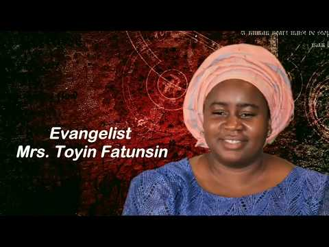 The Almighty God (Act of Worship)-Evang. Toyin Fatunsin