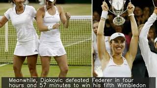 It was a day when sport won: Sania on World Cup, Wimbledon finals