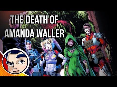 "Suicide Squad ""The Death of Amanda Waller"" - Rebirth Complete Story | Comicstorian - UCmA-0j6DRVQWo4skl8Otkiw"