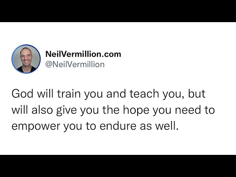 My Grace And Fellowship Is More Than Sufficient - Daily Prophetic Word