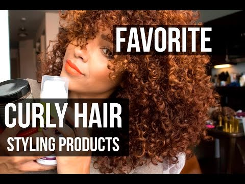 MY FAVORITES 2015: Curly Hair Styling Products - UCg3_ouPNOFSbjU_eYg4HslA