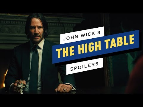 John Wick 3: What We Learned About the High Table - UCKy1dAqELo0zrOtPkf0eTMw