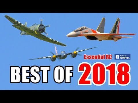 ① BEST OF ESSENTIAL RC 2018   LARGE SCALE AND FAST RC ACTION COMPILATION - UChL7uuTTz_qcgDmeVg-dxiQ