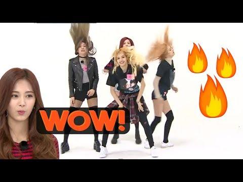 Twice VS Blackpink PART 2, IT'S FIRE! | FUNNY MOMENTS - UCAfokLld0j4pa9gIGDfHOxQ
