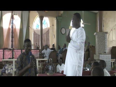 DAY 4 (MORNING PRAYER @ C.A.C ISEGUN MOORE, ILE-IFE) 2 - ILE IFE NEW YEAR POWER CRUSADE
