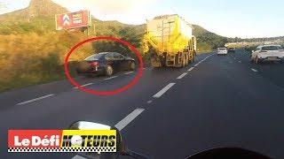 Des chauffeurs imprudents sur les routes de Maurice