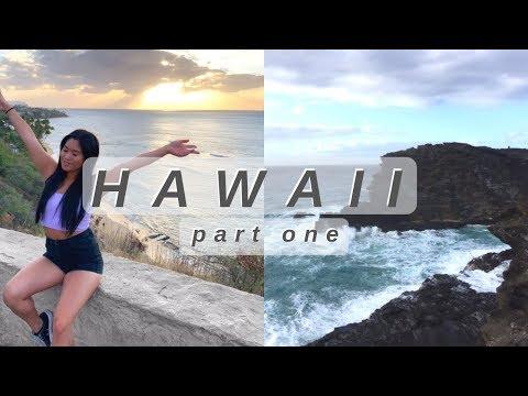 HAWAII TRAVEL VLOG || part one - UCsNYFI6YoqQpXpdqo3cFrHw
