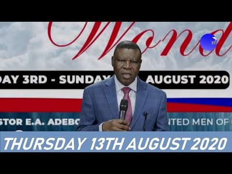 PASTOR J.O OBAYEMI SERMON  HOPE IS NOT LOST