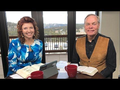 Andrew's Live Bible Study - Re-Run