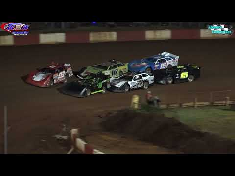 Historic Dixie Speedway Brings you the Steelhead/525 Late Model Feature from 09/19/2020 - dirt track racing video image