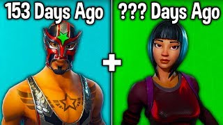 Best Clutch Grind Skin Combinations Jordan Skin Backbling Combos