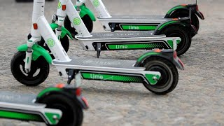 Fears of football violence spark temporary e-scooter removal in Lyon