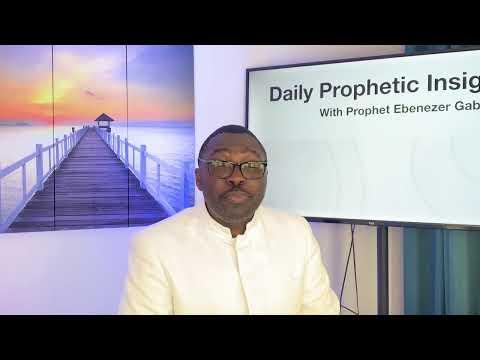 Prophetic Insight Jul 31st, 2021