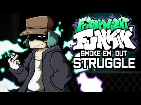 Garcello 😔   Friday Night Funkin Smoke 'Em Out Struggle