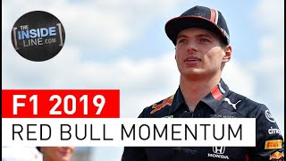 RED BULL RACING: MOMENTUM RETURNED