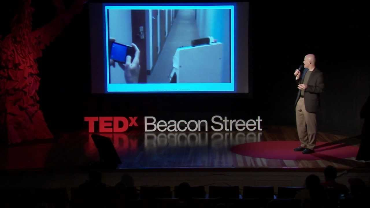 Zombies vs. Superheroes and the Robot Revolution: Daniel Theobald at TEDxYouth@BeaconStreet