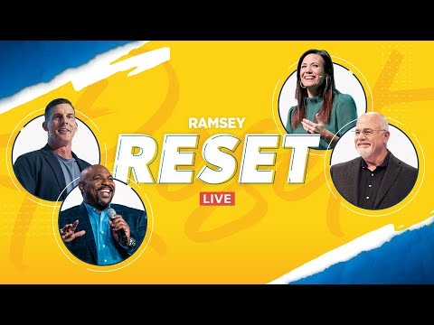 Are You Ready for a Financial Reset in 2021? (Ramsey Reset Live Stream)