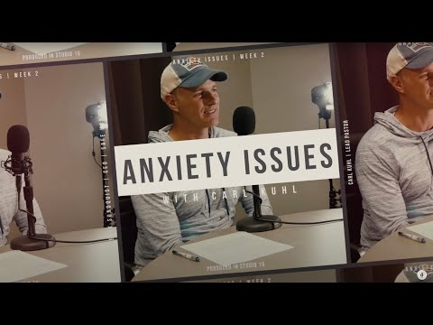 Anxiety Q&A with a Christian Counselor  ANXIETY ISSUES  John 14:27