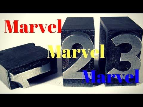Prophetic Word, Testimony & Recommendation: Marvel, Marvel, Marvel!!!