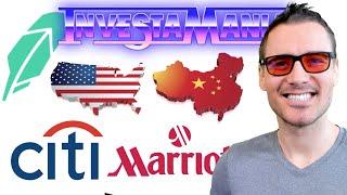Stock Market News Today (Marriott Sued. $C Citigroup. China Trade War)