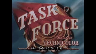 WORLD WAR II  U.S. COAST GUARD CONVOY OPERATIONS FILM