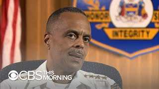 Philadelphia police commissioner opens up about violent standoff