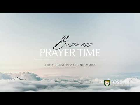 JBS Business Prayer Time - Today's topic: Guidance