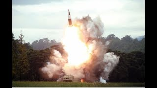 BLAST OFF North Korea launches ballistic missiles over Sea of Japan in second test in a week