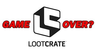 Loot Crate Has Officially Filed For Bankruptcy