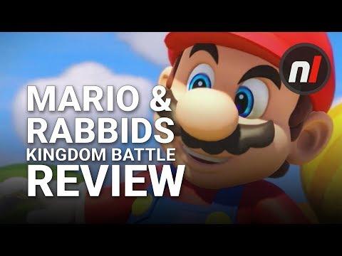 Mario & Rabbids Kingdom Battle Review - Why Give Mario a Gun? | Nintendo Switch - UCl7ZXbZUCWI2Hz--OrO4bsA
