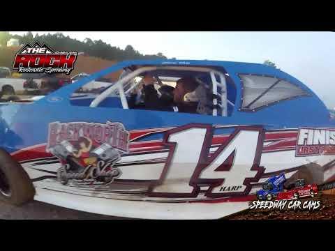 #14 Steven Harp - Mini Stock - 6-5-21 Rockcastle Speedway - dirt track racing video image