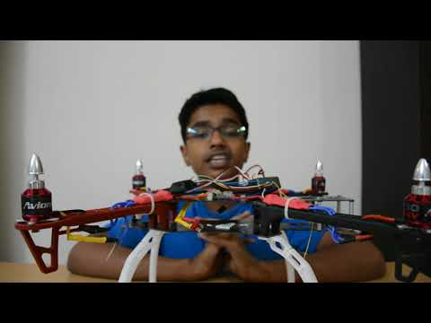 How to build a quadcopter from scratch: part 7 - UCIfXRCdEui3KitYJrjksFQQ